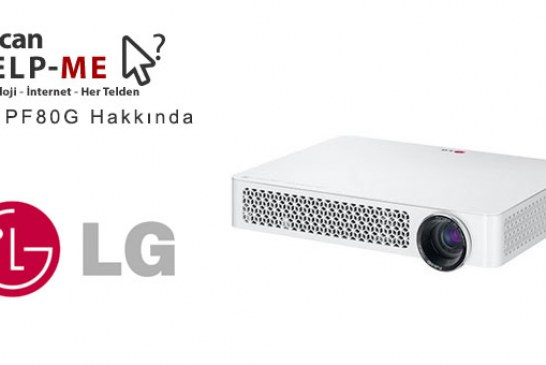 LG PF80G Hakkında