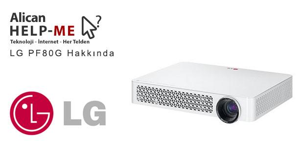 LG PF80G