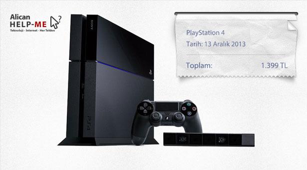 PlayStation 4 Fiyatı