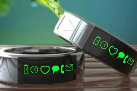 Yüzüklerin Akıllısı Akıllı Yüzük Smarty Ring