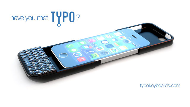 Typo iPhone Kılıf