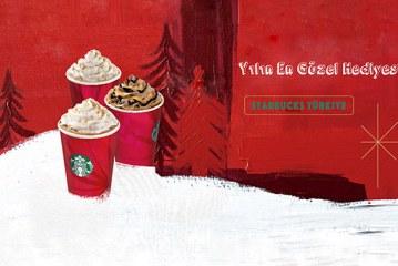 Starbucks Yılın En Güzel Hediyesi