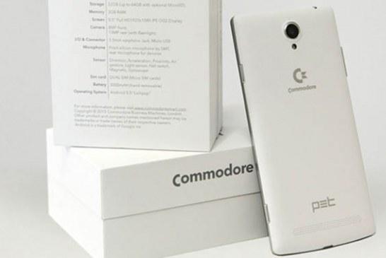 Commodore Efsanesi Yeniden Dönüyor