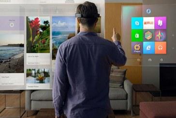 Windows 10'lu PC'lere hologram teknolojisi geliyor