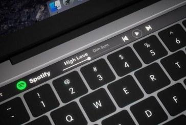 Yeni Macbook Pro ve Touch Bar