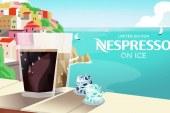 Nespresso on ICE Limited Edition