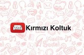 Kırmızı Koltuk – YouTube Kanalı Projesi