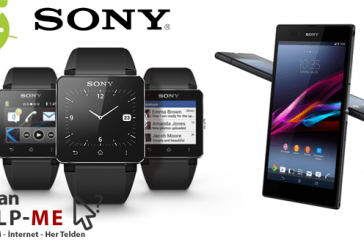 Sony Smart Watch 2