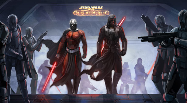 Star Wars The Old Republic Artık Ücretsiz