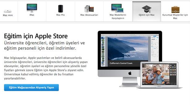 Apple Mağzası İndirimleri