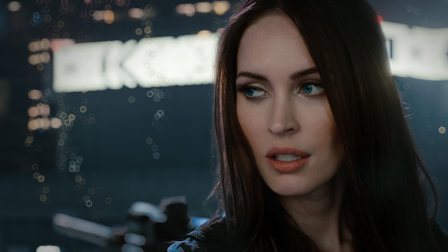 Call of Duty Ghost için Live Action Fragman ve Megan Fox