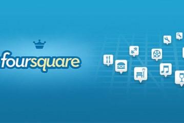 Foursquare Artık Google Maps Kullanmayacak