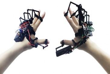 Sanal Gerçekliğe Dokunun: VR Gloves