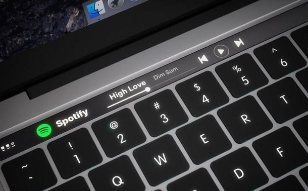 Yeni Macbook Pro ve Touch Bar