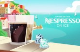 Nespresso on ICE Limited Edition
